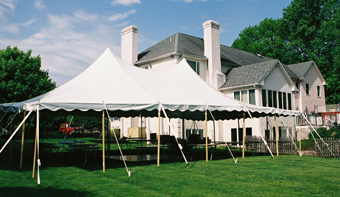Wedding Tent Rental Services Company Washington Crossing PA